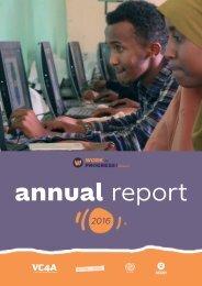 Work in Progress Report 2016 FV