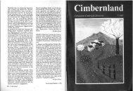 Cimbernland Ausgabe 5 Jahrgang 1985