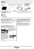 KitchenAid OAKZ9 7921 CS WH - OAKZ9 7921 CS WH LT (859991533840) Setup and user guide - Page 2