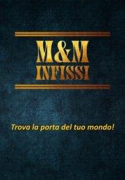 Catalog M&M Infissi