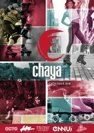 Chaya Catalogue 2018