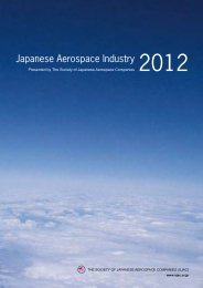 Japanese Aerospace Industry