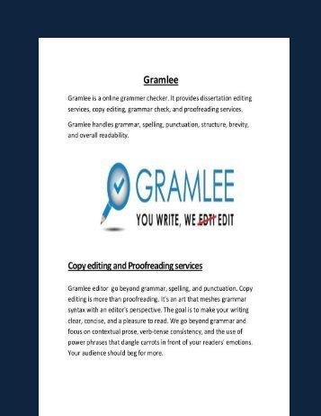 Gramlee pdf