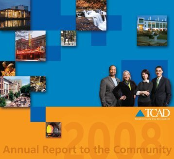 Annual Report to the Community - Tompkins County Area ...