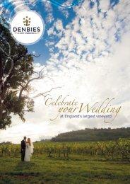 Denbies Wedding Brochure