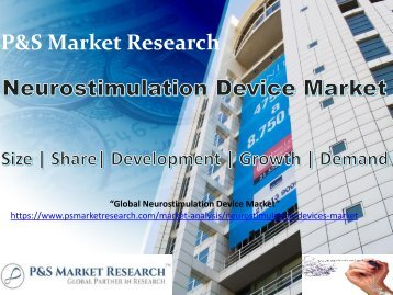 neurostimulation device market