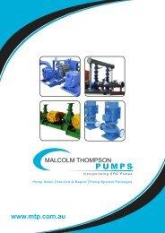 Pump Sales Service & Repair Pump System Packages