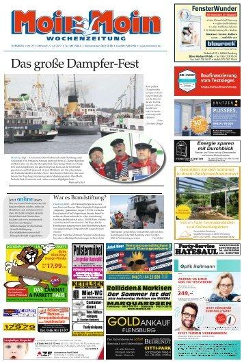 MoinMoin Flensburg 27 2017