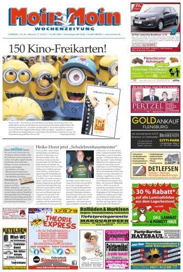 MoinMoin Flensburg 28 2017