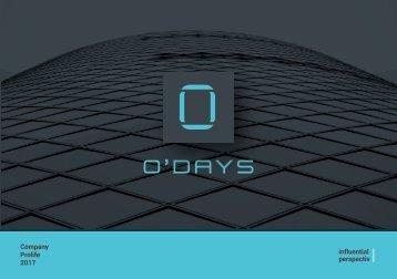 ODays Brochure