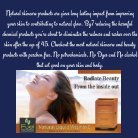 Naturl Beauty is Pure Beauty Sharrets skincare and Beauty products - Page 3