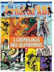 Jornal da ABI Especial - A Cronologia dos Quadrinhos 2