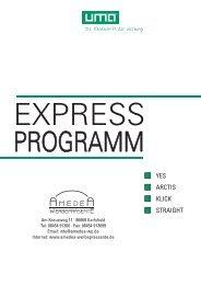 Amedea Express-Programm