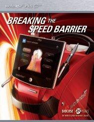 BREAKING SPEED BARRIER - Biolase