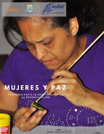 Boletín Mujeres y Paz
