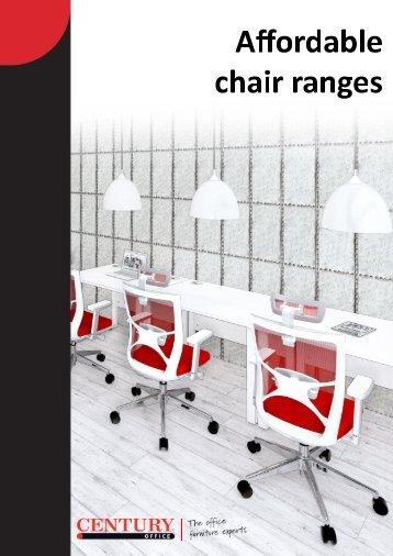 Century Office Chair Range