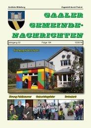 Gemeindezeitung 12/2014