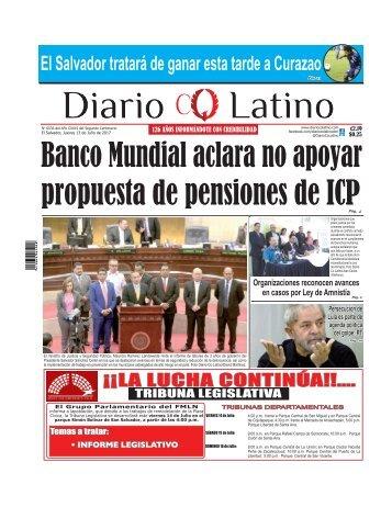 Edición 13 de Julio de 2017