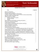 Seller Pre-Listing Package - Page 5