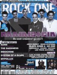 2005.11.15 - Rock One_rus