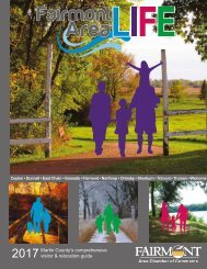 Fairmont/Martin County, MN Visitor & Relocation Guide