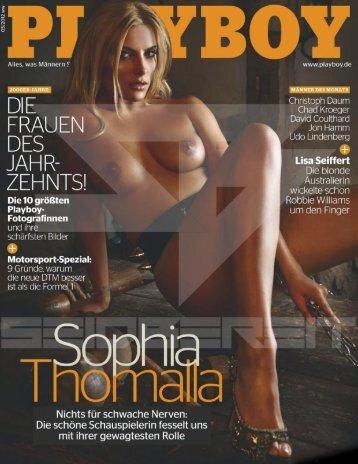 2012.05.xx - Playboy_ Sophia Thomalla_rus