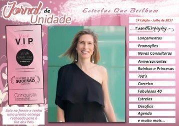 JORNAL DE UNIDADE - ESTRELAS QUE BRILHAM 072017