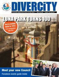 Celebrating a Century of Luna Park - City of Port Phillip