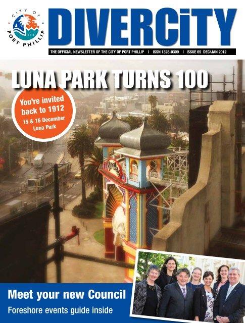 Celebrating a Century of Luna Park - City of Port Phillip