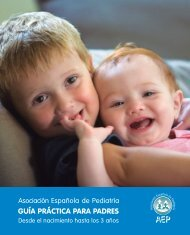 Guía práctica para padres - Desde el nacimiento  hasta los 3 años (AEP)