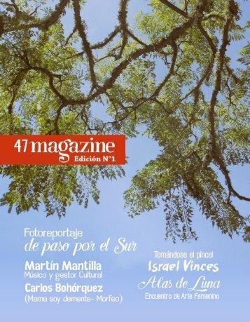 47 magazine- edicion 1