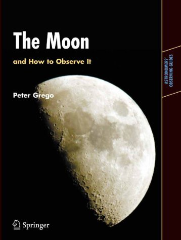 Observing and Recording the Moon