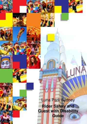 Luna Park Sydney Rider Safety and Guest with Disability Guide