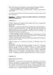 Lunardi - Archivi