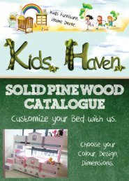 For the Website -- New SPW Catalogue
