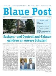 Blaue Post Nr. 9