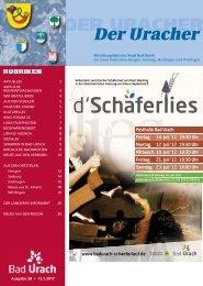 Der Uracher KW 28-2017