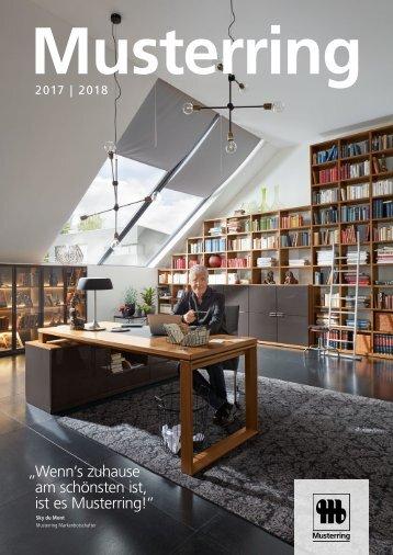Musterring Wohnbuch 2017/2018