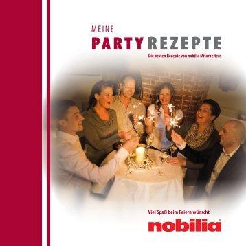 Nobilia Partyrezepte