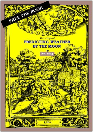 Predicting Weather By The Moon - Friends of the Sabbath