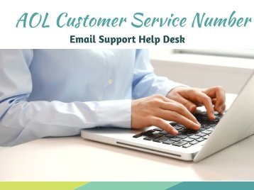 Get Instant Tech Support by AOL Customer Service Number