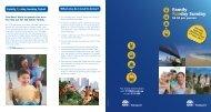 Family Funday Sunday brochure - 131500 Transport Infoline