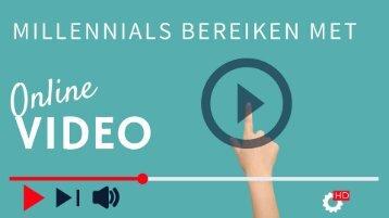 Millennials - Online video