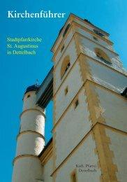 Kirchenführer Stadtpfarrkirche in Dettelbach