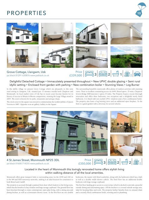 Property Drop Issue 8