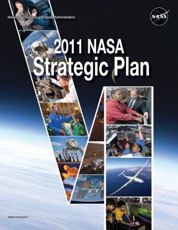 2011 NASA Strategic Plan