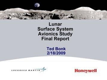 Honeywell Avionics Architecture Concept (PDF) - NASA