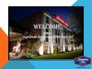 Hampton Inn Ridgefield Park NJ Presentation