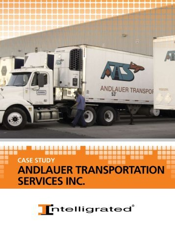 andlauer transportation services inc. - Material Handling Industry of ...