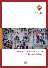 Guide to Vietnamese Labor Law for the Garment Industry - UBM Asia